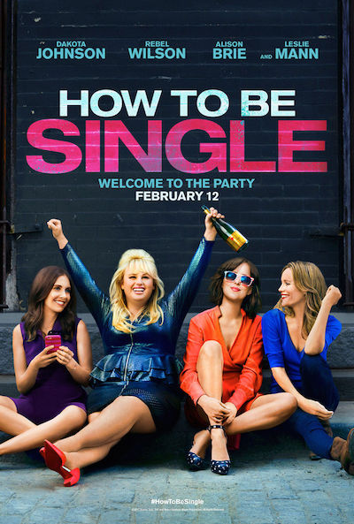 how-to-be-single-official-poster