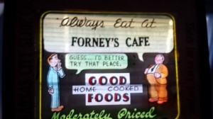 Elmwood Palace Theater - Forney's Cafe